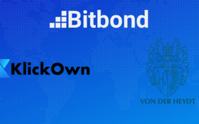 Successful cooperation with Bankhaus von der Heydt and Bitbond: KlickOwn completes first issuance