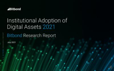 Institutional Adoption of Digital Assets 2021 – Bitbond